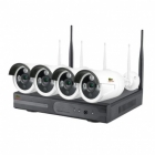 Комплект IP Partizan Outdoor Wireless Kit 4MP 4xIP v1.0