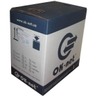 Ok-net UTP Cat5e 4x2x0.51 внутр, мідь 305м